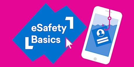 E-Safety Basics @ Launceston Library tickets