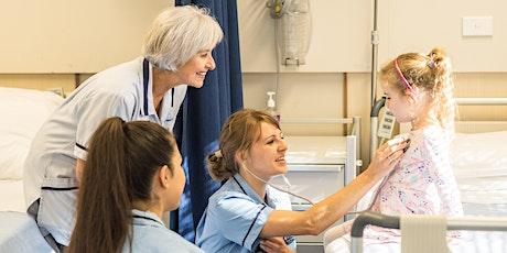 Nursing Simulation Lab Tour - Wellington campus tickets