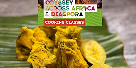 Taste of Cameroon - with Confidence - Odyssey Across Africa & Diaspora tickets