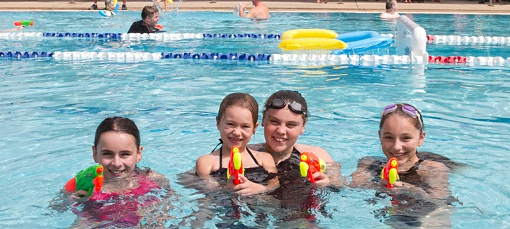 Hawkesbury Community's Pool Party image