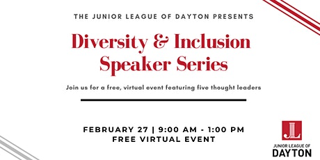 Diversity & Inclusion  Speaker Series tickets