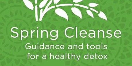 Spring Cleanse (Online) with Dhyana Masla tickets