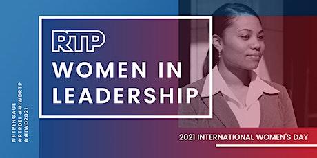 2021 RTP's Women in Leadership tickets