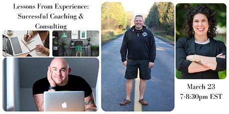 Lessons From Experience: Successful Coaching & Consulting tickets