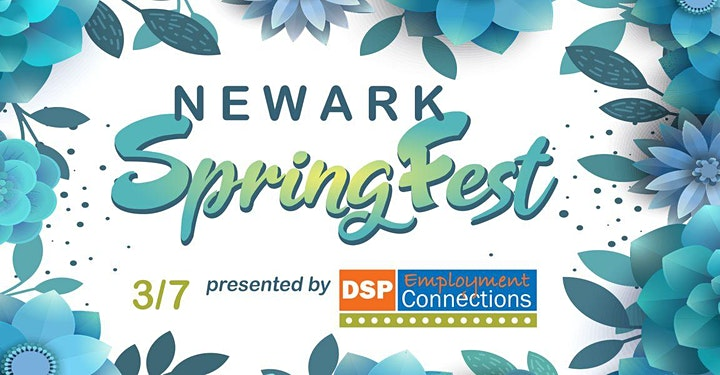 Newark Springfest -  Bunny Visit + VIP Entry Bag (Noon-  3PM) image