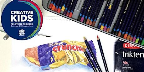 Drawn To Art tickets
