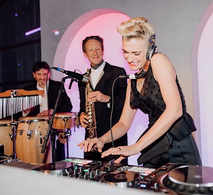 """""""Sunday Jive"""" with Nathan Haines and DJ Jaimie Webster Haines image"""