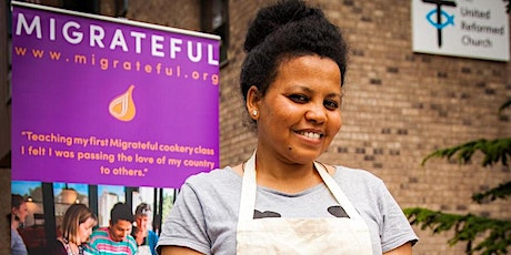 SOLD OUT- Vegan Eritrean cookery class with Helen tickets