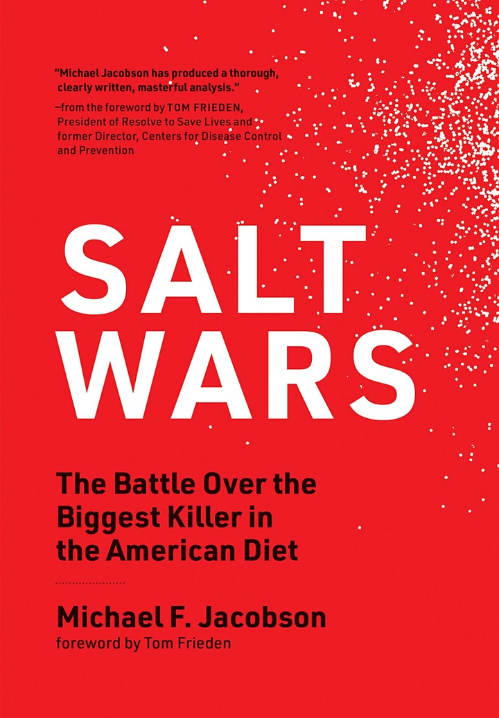 Salt Wars: Using policy and the law to reduce salt intake image