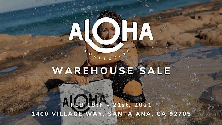 MIKOH + ALOHA Collection Warehouse Sale - Santa Ana, CA image