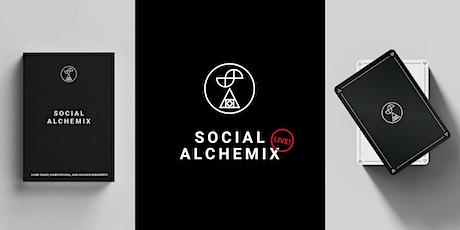 3/5/2021 Social Alchemix (Live!), A Cocktail Party biglietti