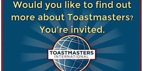 Sound Off Toastmasters Club Open House tickets