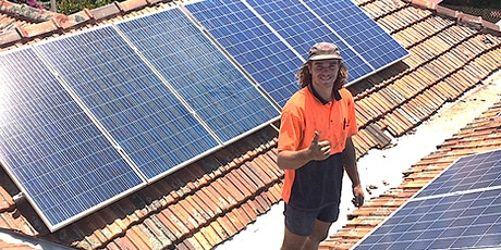 Hume Solar Rollout Info Session tickets