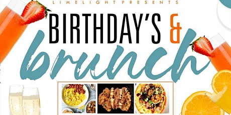 Birthdays & Brunch tickets