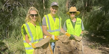 Clean Up Australia Community Training tickets
