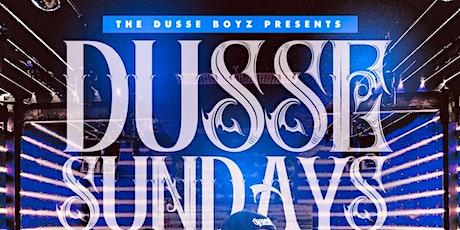 Dusse Sundays @350 tickets