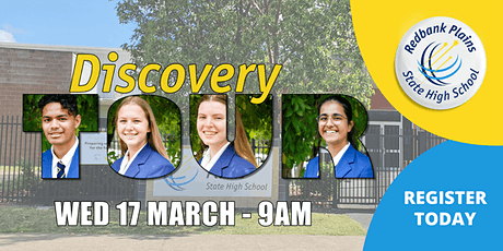 Discovery School Tour tickets
