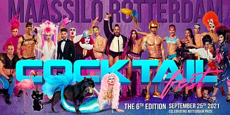 COCKTAIL FEST #6  | ROTTERDAM PRIDE EDITION tickets