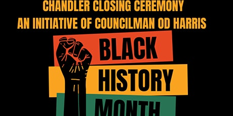 Chandler Black History Month tickets
