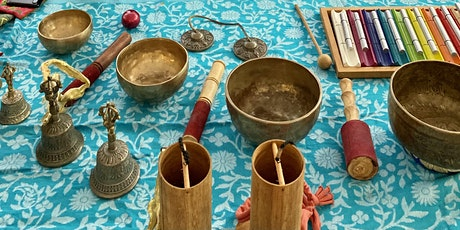 9.30am Sound Healing and Meditation tickets