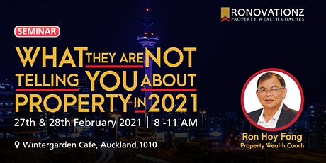 Ronovationz Breakfast: What They Are Not Telling You About Property In 2021 tickets