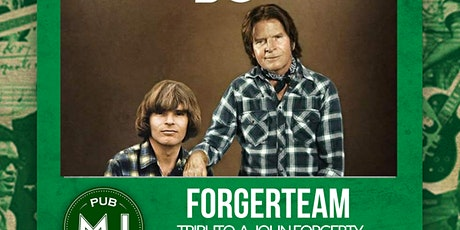 FORGERTEAM | JOHN FOGERTY TRIBUTE tickets