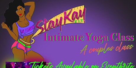 Intimate Couples Yoga tickets
