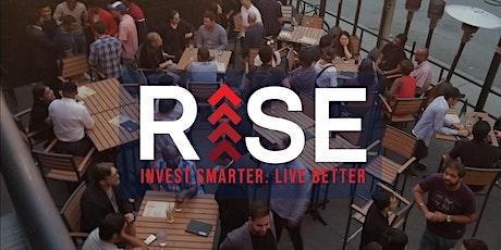 RISE Network Digital Mix & Mingle tickets
