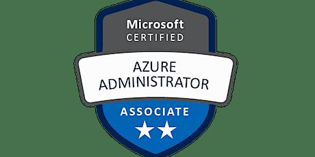 AZ-104T00 Microsoft Azure Administrator (4 Day)  boletos