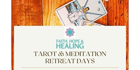 TAROT & MEDITATION workshop & retreat day for beginners tickets