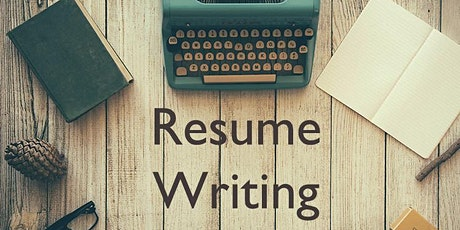 Resume Writing Workshop - for 15-25 year olds tickets