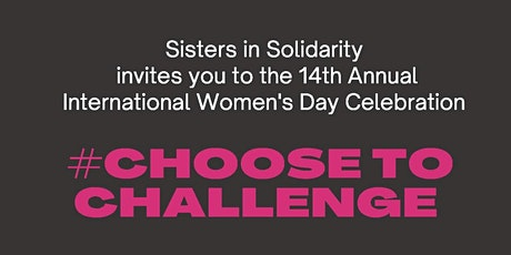 Sisters in Solidarity International Women's Day Event tickets