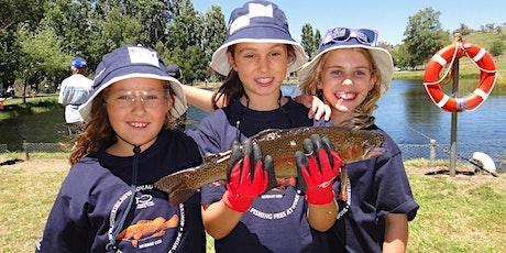 NSW DPI Kids Fishing Workshop – Ebor tickets