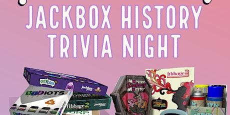 Jackbox History Trivia Night tickets