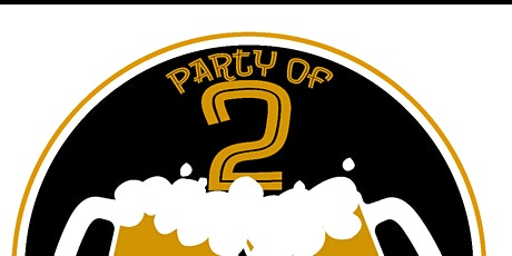 Party of 2 Brew Crew 2 Year Anniversary Bottle Share tickets