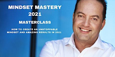 Mindset Mastery 2021 tickets