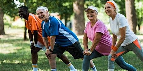 Better Ageing: Aqua Fit Seniors Festival  - Thursday - 10:30am tickets