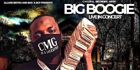 BIG BOOGIE LIVE tickets