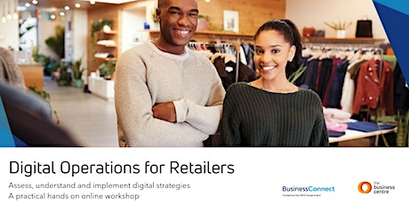 Digital Operations for Retail Businesses tickets