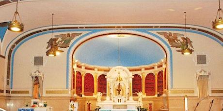 Sunday Mass - June 20th,  2021 – 4:00pm tickets
