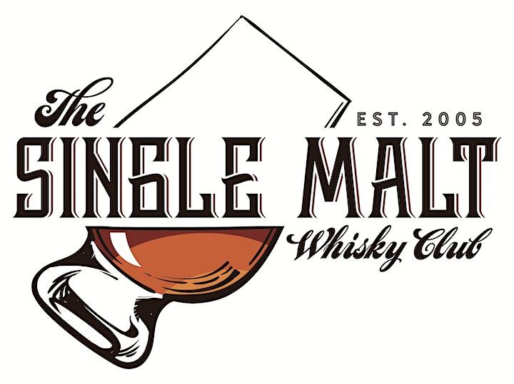 The Single Malt Whisky Club - Whisky Tasting Dinner image