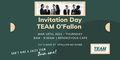 Invitation Day - O'Fallon MO TEAM Chapter Meeting tickets