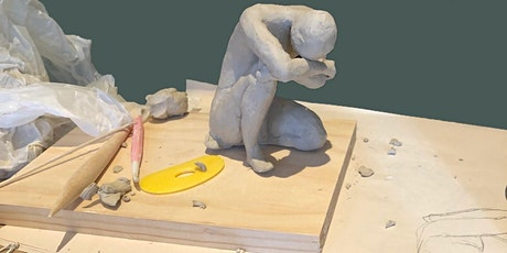 HEIDE STUDIO: ADULTS LIFE SCULPTING tickets