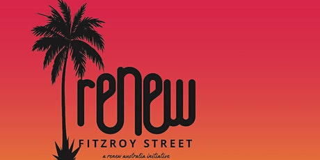 Renew Fitzroy Street - Official Launch tickets