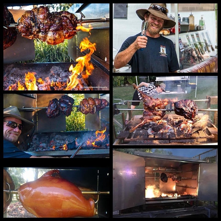 Olive View Aussie Roast Dinner - Good Friday public holiday - ROLLNSPIT image