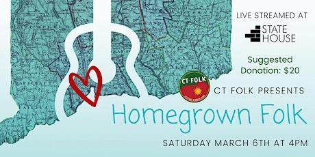 CT Folk Presents: Homegrown Folk tickets