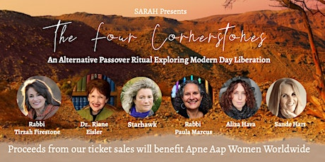 THE FOUR CORNERSTONES; An Alternative Passover Ritual Experience tickets