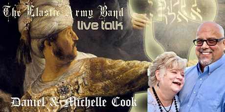 Encounter The Living Letters with Daniel & Michelle Cook tickets