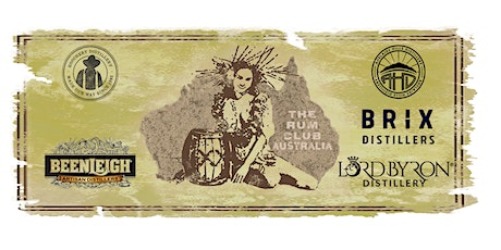 Virtual Rum Club Masterclass - Made in Australia tickets