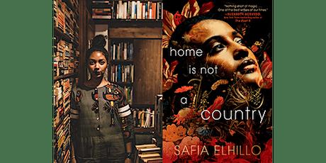 YA @ Books Inc Presents: Virtual Book Launch with SAFIA ELHILLO tickets